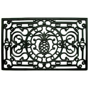 Decorative indoor outdoor door mats shop for area rugs for Decorative door mats indoor