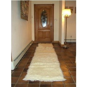 flokati-rug-natural-white-runner